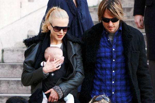 Keith Urban call their baby Sunday