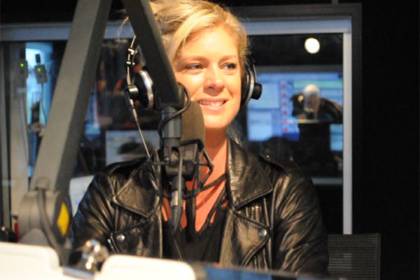 Jay-Jay, Mike & Dom talk to Rachel Hunter