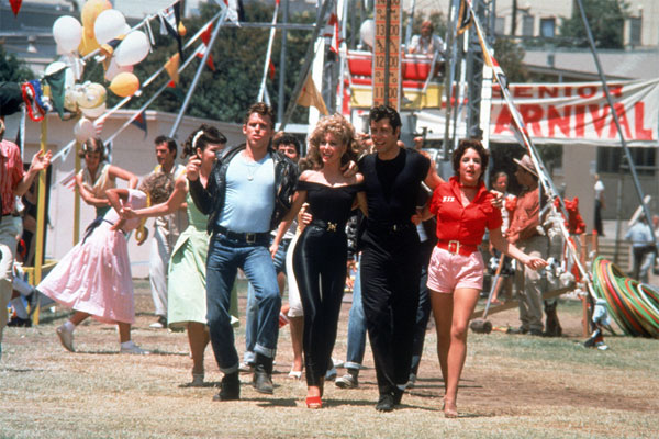Grease stars reunite - but they shouldn't!