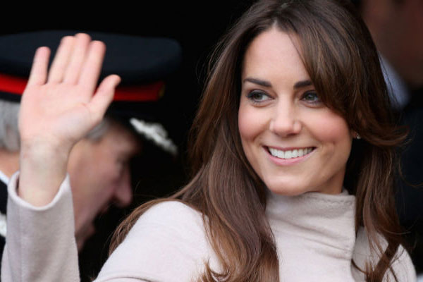Kate Middleton is out of hospital and has been swamped with gifts