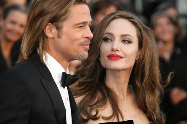 Brangelina's wedding could be imminent