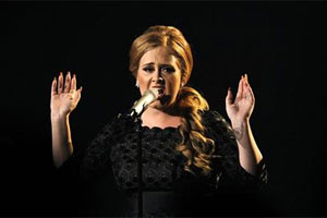Adele Announces Comeback