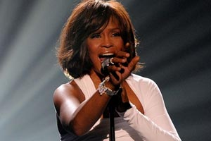 Stars line up to pay tribute to Whitney Houston