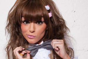 Cher Lloyd: Sticks & Stones