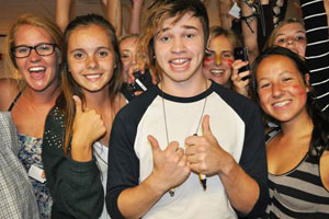 Reece Mastin takes over The Edge Top 20
