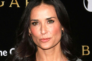 Demi Moore back in rehab