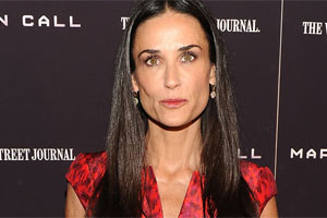 I've got the details on Demi Moore in rehab