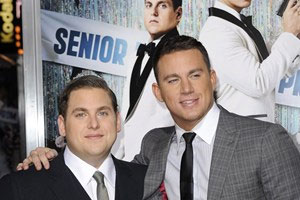 Channing Tatum &amp; Jonah Hill