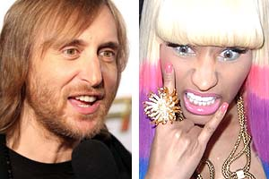 David Guetta & Nicki Minaj