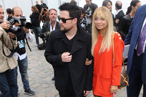 What's is coming between Nicole Richie and Joel Madden?