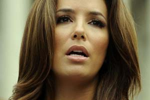 Eva Longoria: 'Showbiz is like the mafia'