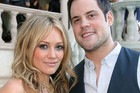 Hilary Duff gives birth