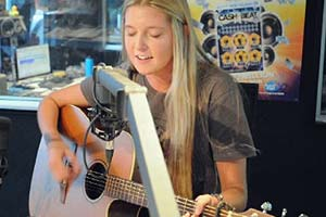Jamie McDell 'You'll Never Take That Away' acoustic live at The Edge