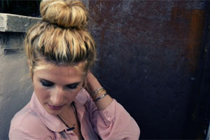 Our new obsession: Sock Buns