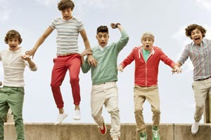 One Direction 2013 NZ Tour presented by The Edge & Nine Live