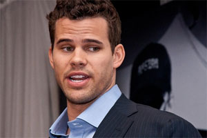 Kris Humphries takes the piss out of Kanye