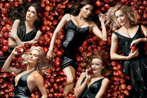 The last ever episode of Desperate Housewives has screened