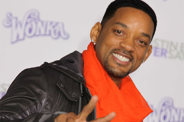 Will Smith's son asks Obama about aliens