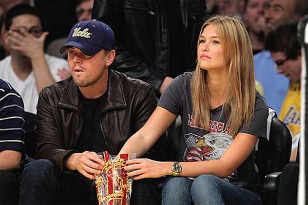 Leonardo DiCaprio's ex tops Maxim Hot 100 list