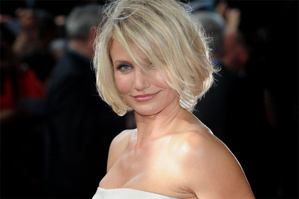 Cameron Diaz shocked by her saggy boobs