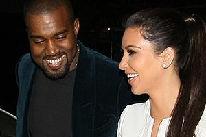 Kim Kardashian & Kanye talking marriage