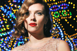 Scarlett Johansson joins the Hollywood Walk of Fame