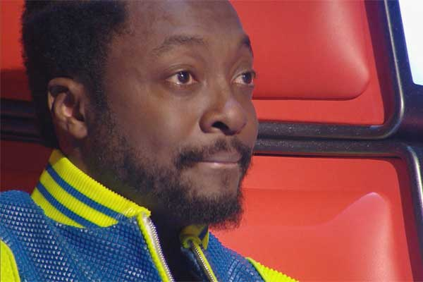 Will.i.Am: 'I can't sing'