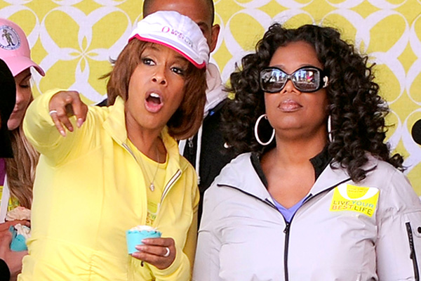 Oprah's best friend Gayle wants to marry her