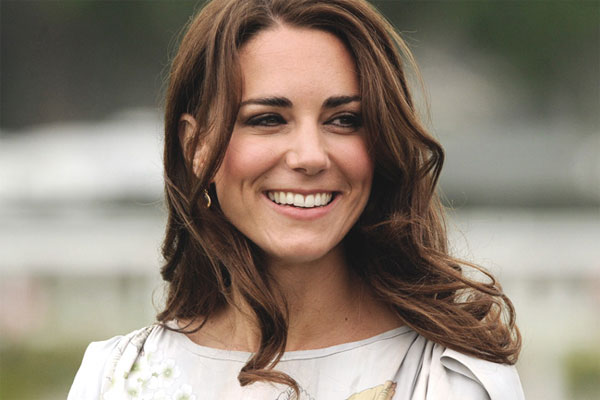 Kate Middleton hassled for wearing the same dress twice