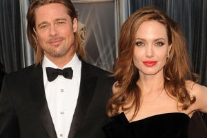Angelina Jolie wants to be fatter for her wedding
