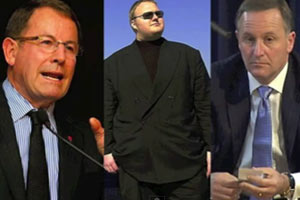 Kim Dotcom's John Banks song
