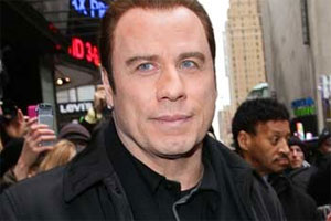 John Travolta is being sued for sexual battery