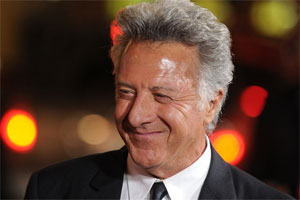 Dustin Hoffman is a hero!