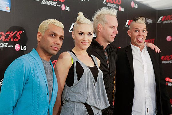 No Doubt are back - after 11 years!