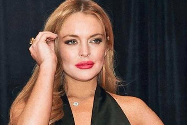 Lindsay Lohan found unconscious