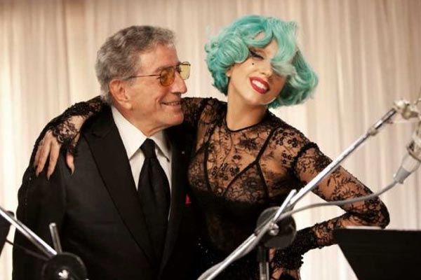 Gaga wants to record an album with Tony Bennett