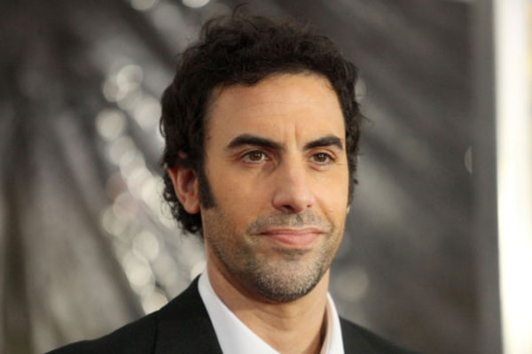 Sacha Baron Cohen has a warrant out for his arrest