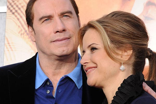 The secret to the success of Kelly Preston and John Travolta's marriage
