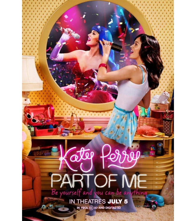 Katy Perry: Part Of Me 3D - in cinemas July 2