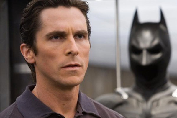 Christian Bale had an on-set scare while filming The Dark Knight