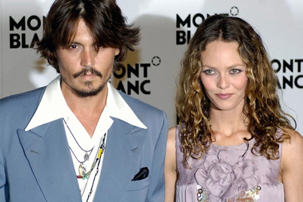 Johnny Depp is now single