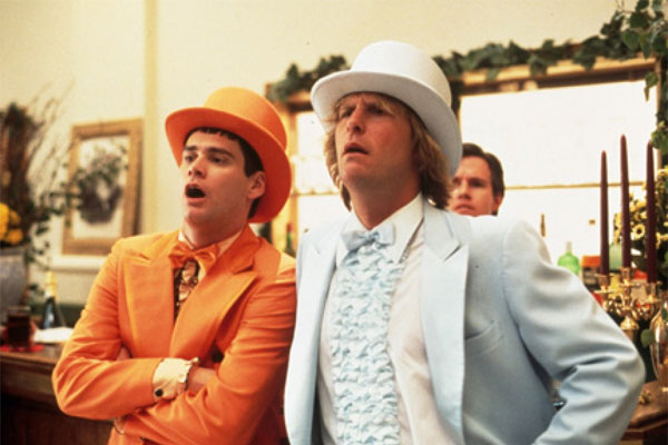 Jim Carrey drops out of Dumb & Dumber sequel