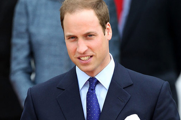 Prince William got a very awesome birthday present