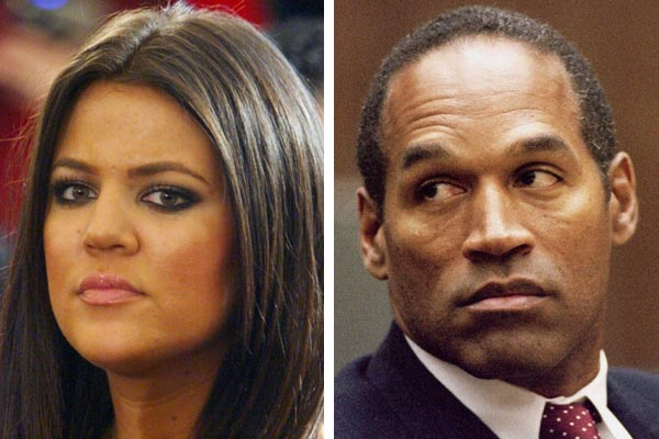Is OJ Simpson the real father of Khloe Kardashian?