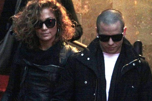 is JLO's boyfriend actually gay?