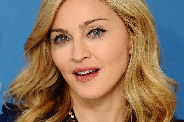 Madonna cleans up her DNA