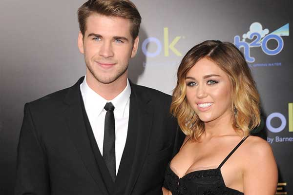 Are Miley and Liam Hemsworth getting married this weekend?