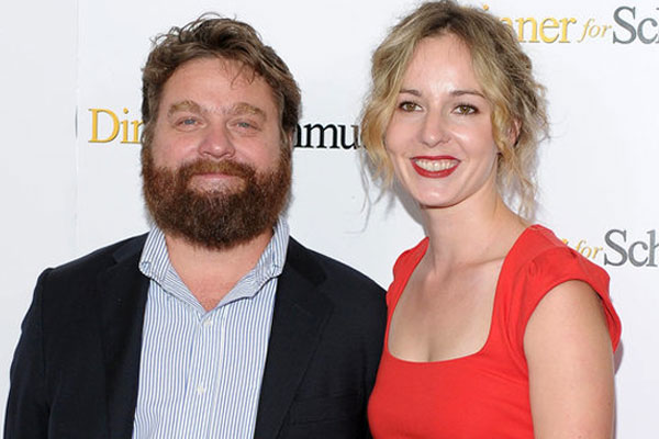 Zach Galifinakis is engaged