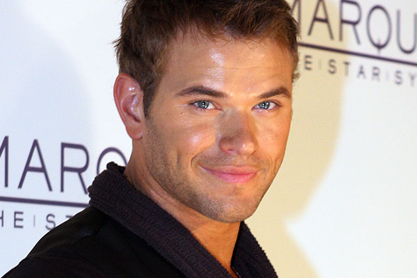 Twilight star Kellan Lutz joins Family Guy