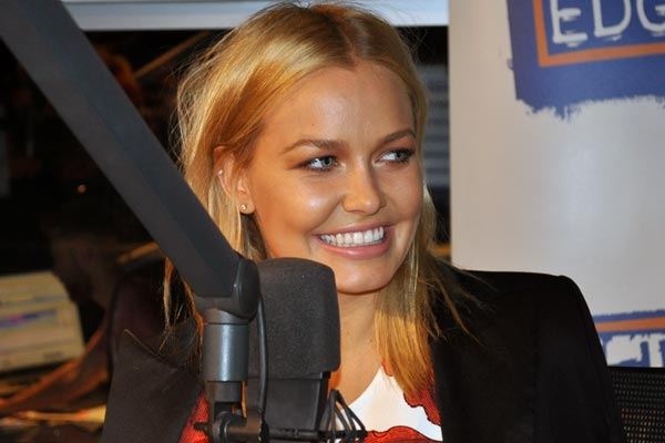 Lara Bingle on The Edge - the full interview